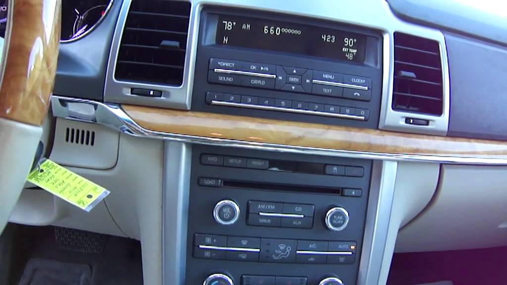 2010 Lincoln MKZ - YouTube