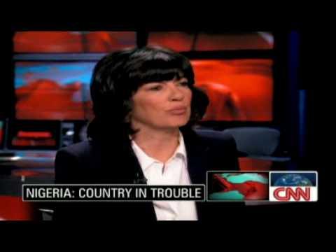 WOLE SOYINKA & MICHAEL AONDOAKAA ON CNN