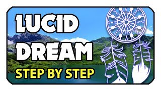 Lucid Dreaming Introduction - The Art of Controlling Your Dreams