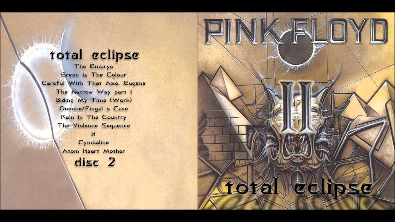 PINK FLOYD -- Total eclipse cd 2 -- 09 10 - YouTube