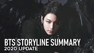 BTS STORYLINE SUMMARY + EXPLAINED | 2020 UPDATE