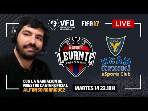 JORNADA 18 VFO | Levante UD eSports 3-0 UCAM eSports Club