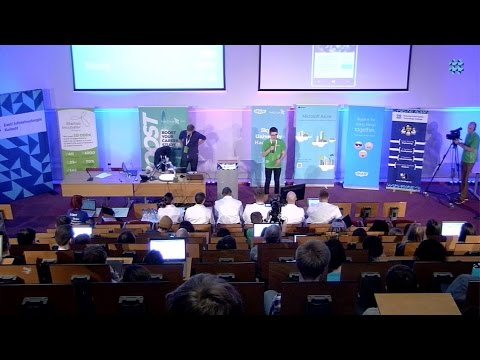 Skype University Hackathon 2016 Final Event and Award Ceremony