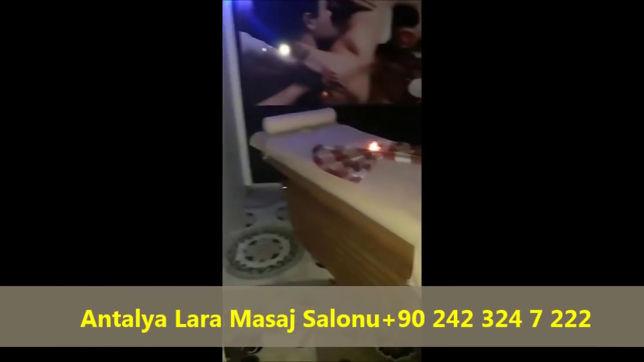 Skriti kamera masajn salone