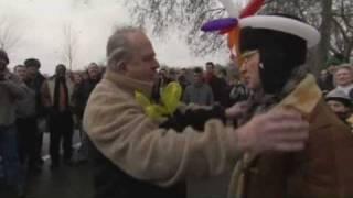 Bill Maher, in Hyde Park - get an E-METER!