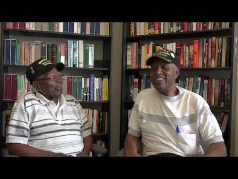 Rt. 66: Homer Boyd and George Culp of the Philharmonics, September 9, 2014