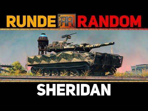World of Tanks | [GER] RR #70 - Sheridan