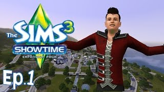 The Sims 3 - Che inizi lo show! - Ep.1 - Showtime - [Gameplay ITA]