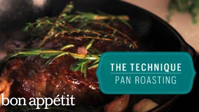 Pan Roasting Kitchen Technique - BA's Kitchen Techniques