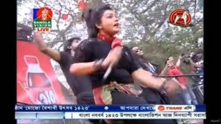 Bapu Ram Sapure song   pohela boishakh 14 April 2016 (Bangla 1423 ) Live show