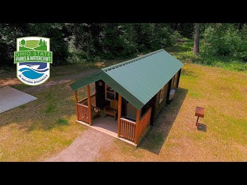 Sherman Cabins At Ohio State Parks