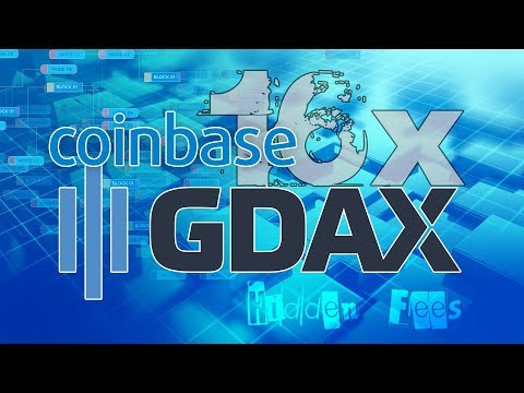 How To Not Pay Fees Using Coinbase & GDAX To Purchase Bitcoin