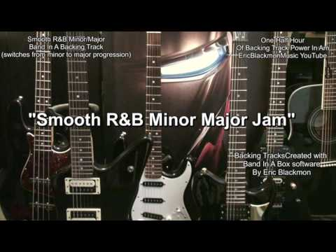 30 Minutes Of A Minor Backing Tracks R&B Jazz Rock Dance FunkGuitarGuru Funk