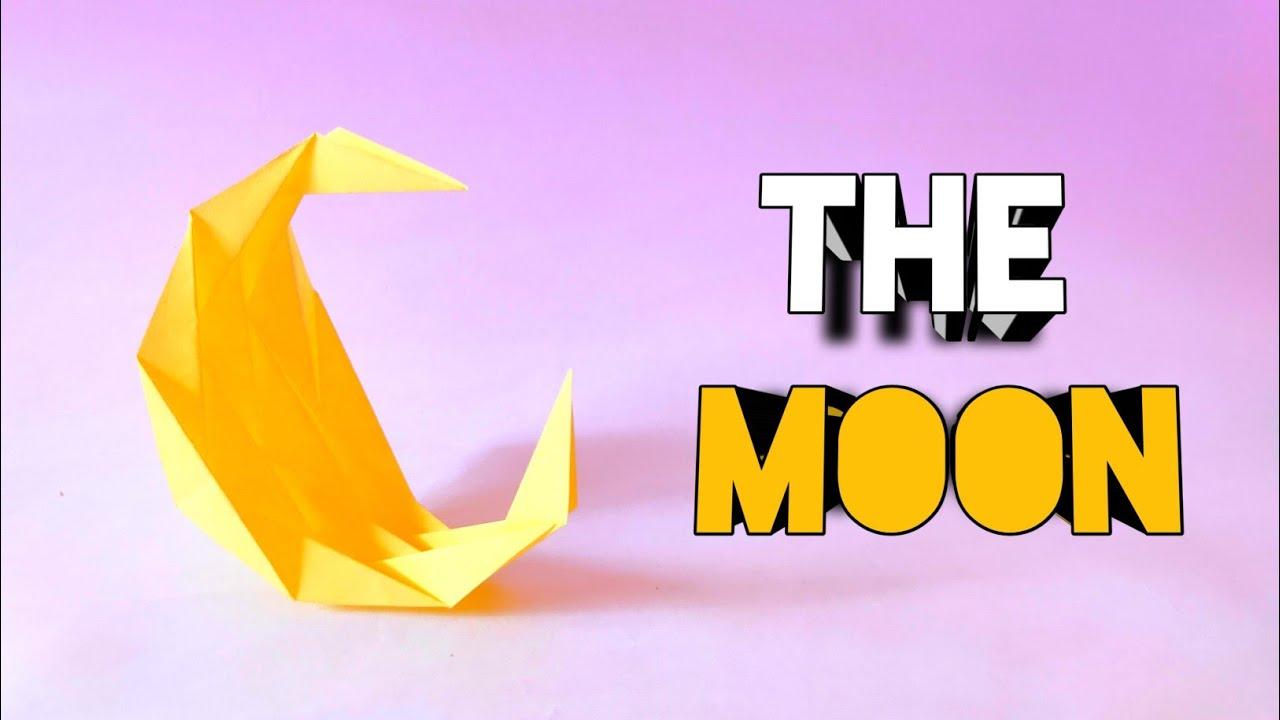 สอนพับพระจันทร์เสี้ยว | The Moon