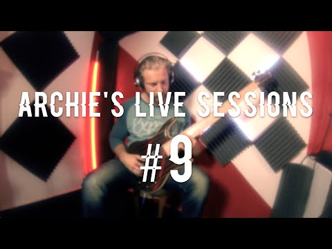 "Archie's Live Sessions #9 - ""Textures"" [w/ Hadrien Féraud & Federico Malaman]"