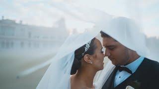 Kelsey + Adam | Wedding Highlights | Werribee Mansion | Silver Arrow Films