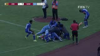 Zimbabwe v Somalia - FIFA World Cup Qatar 2022™ qualifier