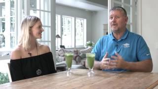 Gambar cover Fast way to health - Joe Cross Interview