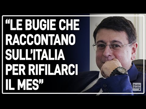 'VI SMASCHERO LE BUGIE CHE RACCONTANO SULL'ITALIA' ► Prof. Malvezzi