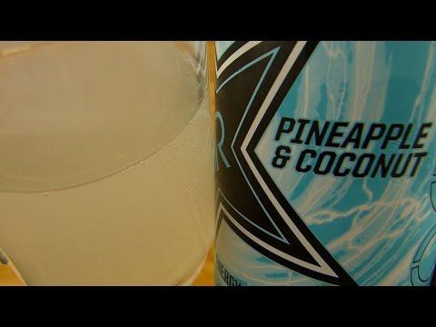 Rockstar Freeze Pineapple & Coconut Energy Drink