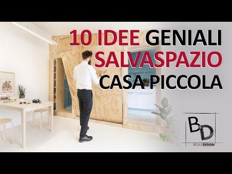 10 IDEE Geniali SALVASPAZIO | Casa Piccola | Belula Design