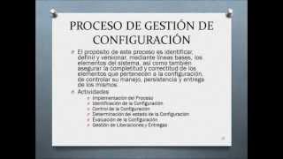 La Norma ISO/IEC 12207