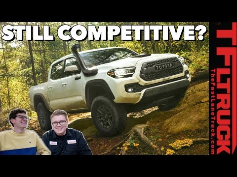 2020 Toyota Tacoma is Here: Different Enough To Fend Off The Competition? | No, You're Wrong #4