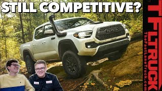 2020 Toyota Tacoma is Here: Different Enough To Stay Ahead Of The Competition? | No, You're Wrong #4