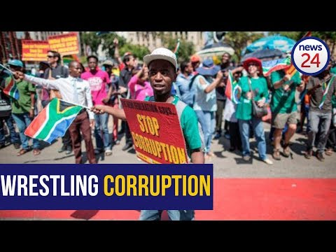 WATCH: Bribery and embezzlement are SA's top corruption acts