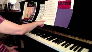 Piano Lesson: How to practice Minuet by James Hook