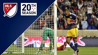 20 years of goal celebrations in Major League Soccer