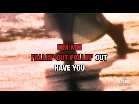 Wrong Impression (Radio Version) in the style of Natalie Imbruglia | Karaoke with Lyrics