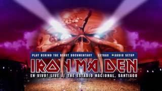 Iron Maiden - En Vivo! DVD (Disc 2) Menu Preview [1080p HD]