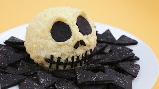 JACK SKELLINGTON CHEESE BALL Ft. Jake Roper - NERDY NUMMIES