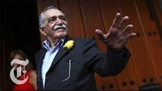 García Márquez, Magical Realism Master, Dies at 87 | The New York Times