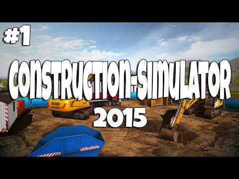 Construction-Simulator 2015 #1