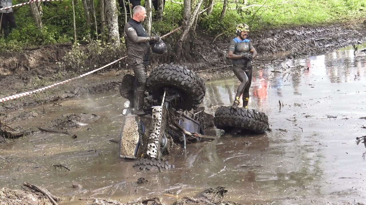 Off-Road vehicle recovery | ET2 Car no. 310