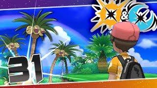 Pokémon Ultra Sun and Moon - Episode 31 | Exeggutor Island!
