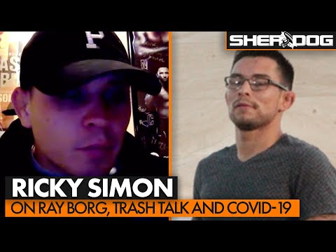 Ricky Simon: Win Against Ray Borg, In-Fight Trash Talk, Covid Testing And Team Oyama