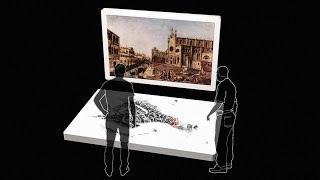 видео Выставка «Проект SPEECH» проходит в Мультимедиа Арт Музее