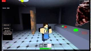 Roblox:Ghost Hunt-The Asylum-(P2)[Dotor Ghost]