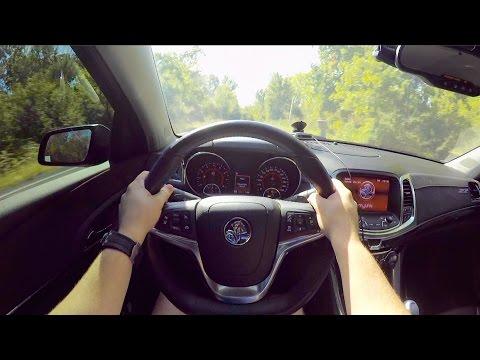 687whp Chevy SS POV Drive - SO LOUD!