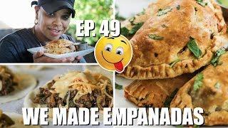 Healthy Beef and Cheese Empanadas   Healthy Mexican Food