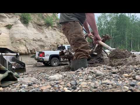8 Day Mining Trip With The Grande Prairie Gold Mining Association