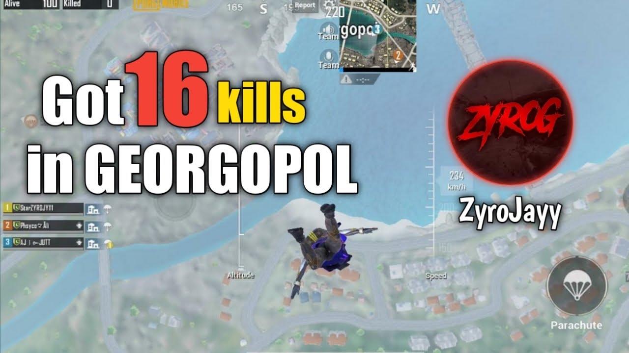 Download i Got 16 Kills in GEORGOPOL • PUBG • 21Kills • StarEsport • Zj111 • Pakistan 🇵🇰