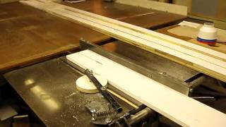 Tablesaw Rolling Featherboard