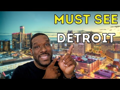 10 Things to Do In Detroit (Places to Visit)