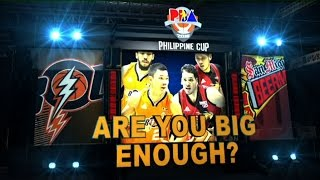 HIGHLIGHTS: Meralco vs. San Miguel | Philippine Cup 2015-2016