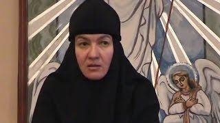 Монахиня Нина о том, как обманывают всех нас