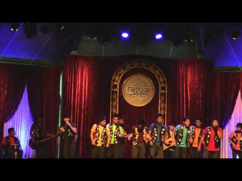 2012 Kundirana Performs at 2012 Kundirana Concert Gala  International Noble Awards